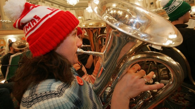 The Tuba-iest Month of the Year Is Here