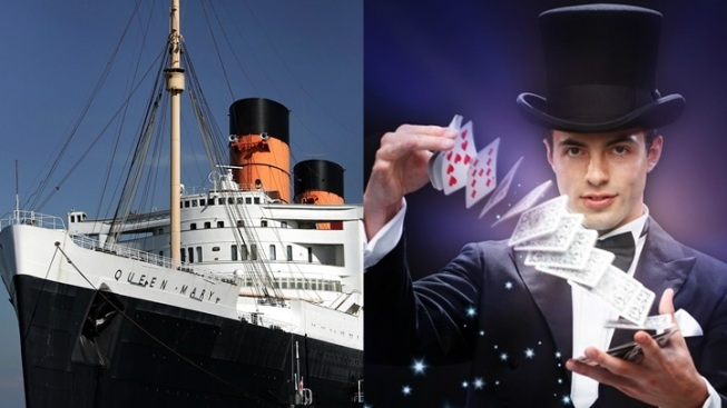 New: Queen Mary's Magical 'FantaSea'