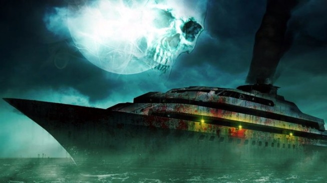 Ghost Ship Set to Sail