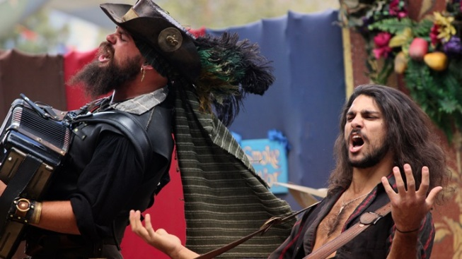 Ren Faire: Party Like It's 1499