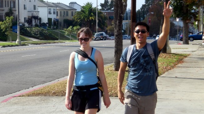 Weekend: Great LA Walk