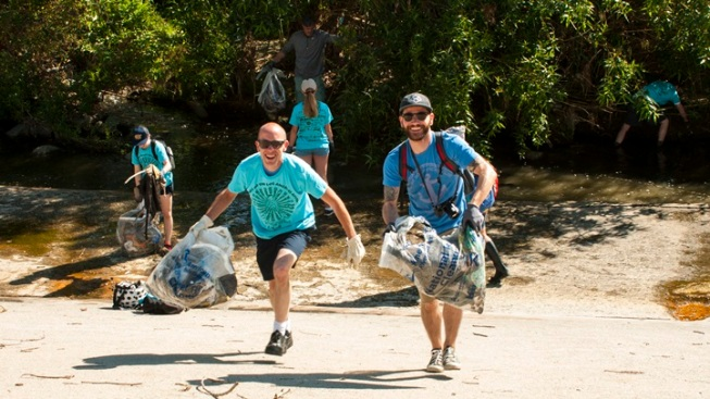 Help Out: The Great LA River CleanUp