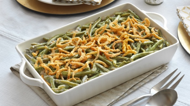 Californians Heart Green Bean Casserole