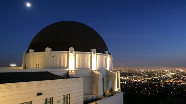 The Observatory + Lunar Eclipse + Live Classical Music