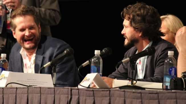 """NBC's """"Hannibal"""" at Comic-Con: A Feast for Fans"""
