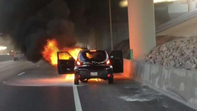 Kia and Hyundai Car Fires