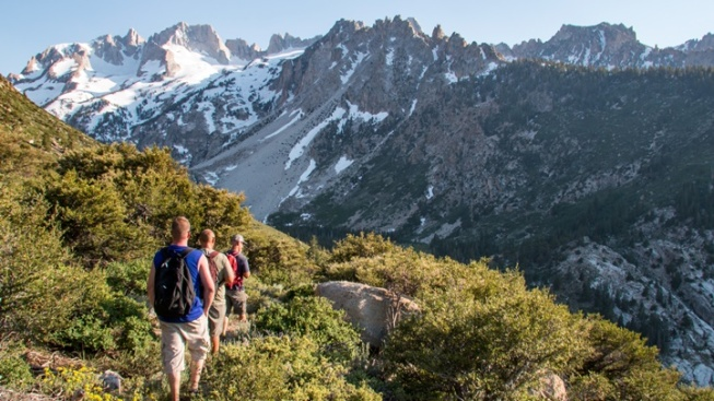 Mono County: Gorgeous Hiking Trails