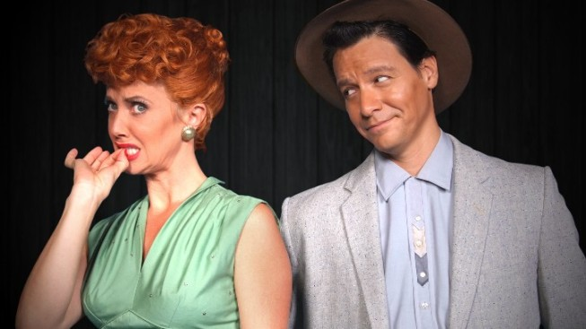 """I Love Lucy"" Live"