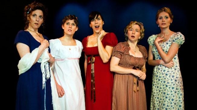 Austen Ad-Libbed