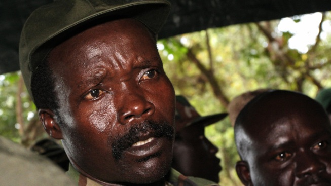 Campaign to Capture Fugitive Joseph Kony Goes Viral