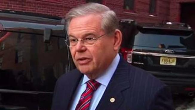 Justice Department To Retry Sen. Robert Menendez And Friend In Corruption Case