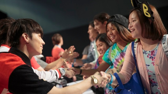 KCON LA: Korean Culture Expo Opens