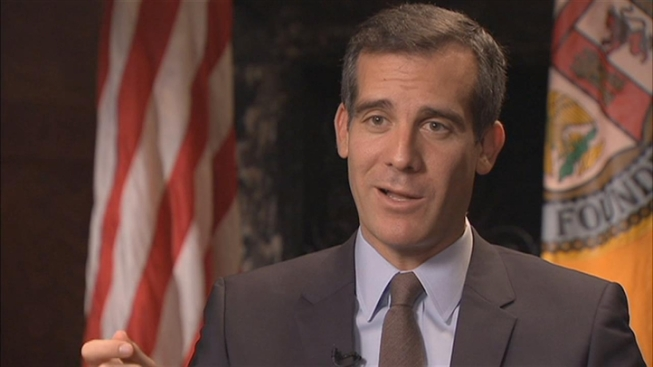 Mr. Garcetti Goes to Washington: Mayor to Pitch LA Rail Projects to Obama, Congress