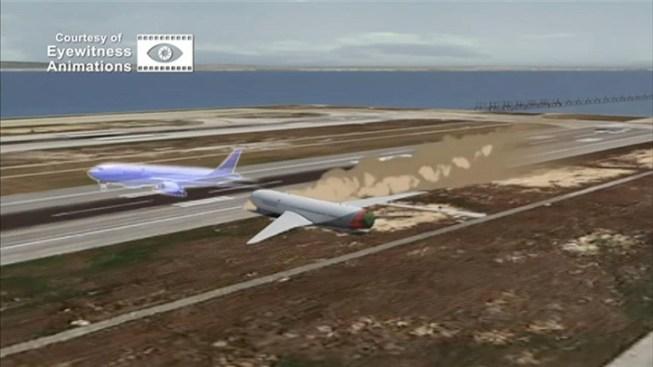new animation shows asiana flight 214 crash