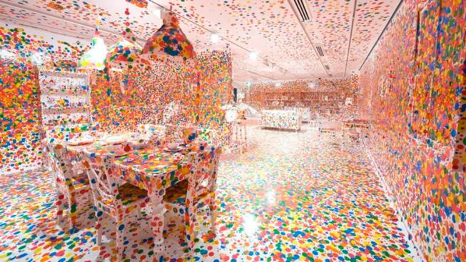 'Infinity Mirrors' Exhibit: Ticket On-Sale Date