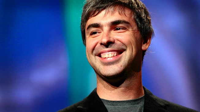 Worker Sues Google CEO Larry Page For Injuries