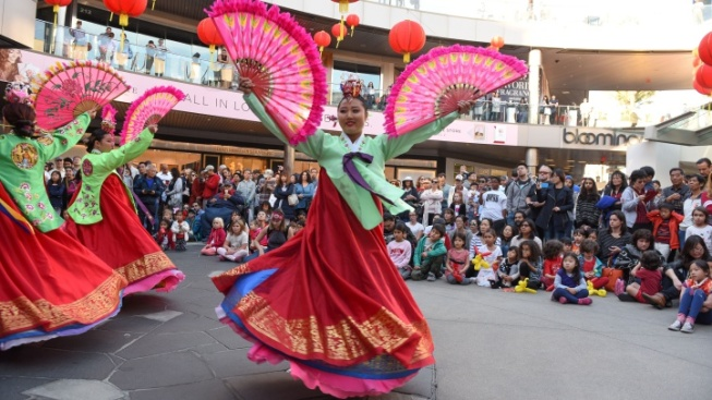 It's a Free Lunar New Year Party in Santa Monica