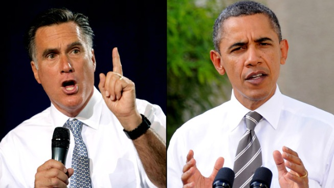 Obama Takes on China as Romney Shifts Strategy