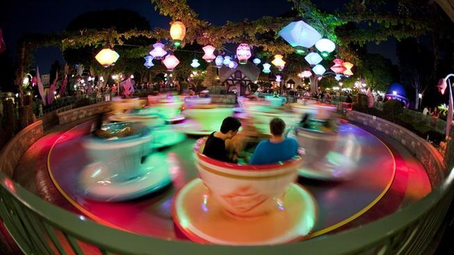 Disneyland After Dark Theme Nites Are Tea-riffic
