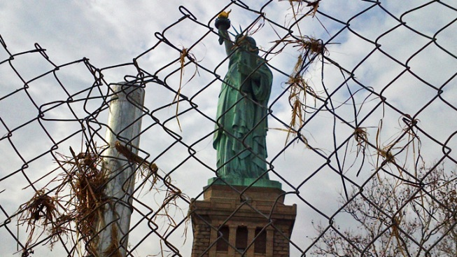 On July 4, Statue of Liberty to Finally Reopen