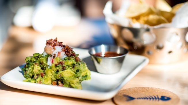 Guac Lobster: Maradentro Brentwood