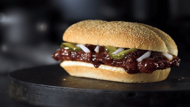 SoCal Savory: The McRib Is Back