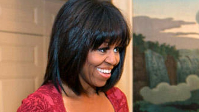 Michelle Obama Debuts New Haircut Ahead of Inauguration