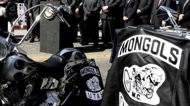 Mongols Biker Club Fined $500,000 But Keeps Logo Trademarks