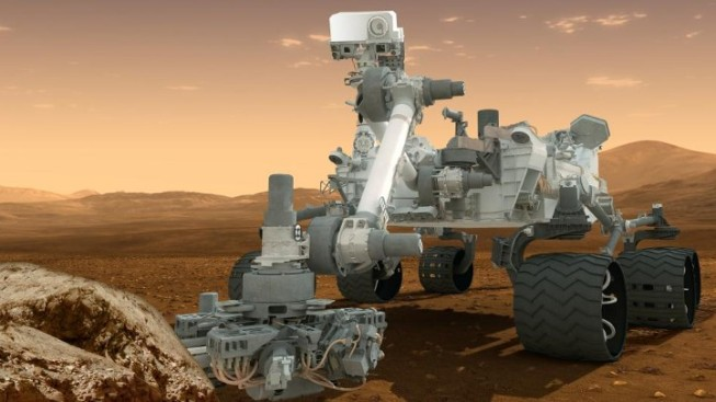 Free NASA Rover Viewing Event