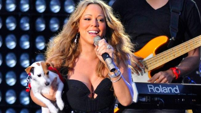 Mariah Carey Hospitalized for Shoulder Injury
