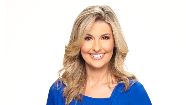 NBC4's Crystal Egger to Host March for Babies