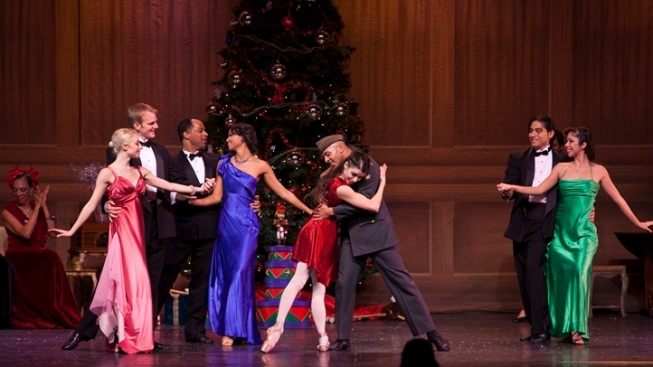 """The Nutcracker"" Gets a Local Twist"