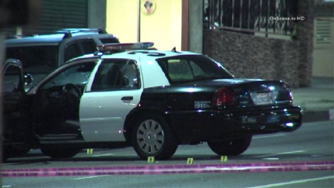Man Wounded in Officer-Involved Shooting in Harbor City