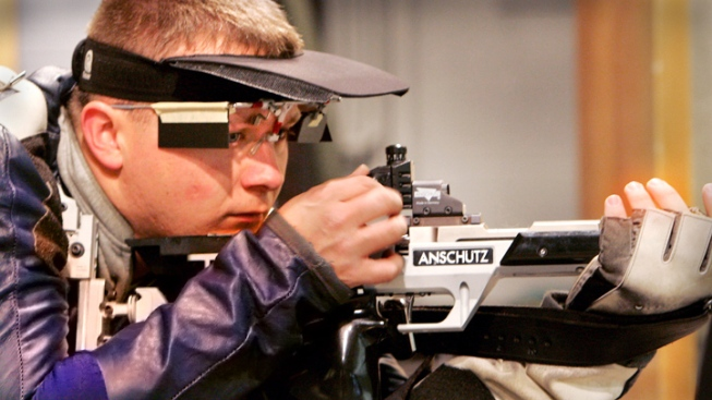 Wounded in War, Josh Olson Heads to Paralympics as a Shooter