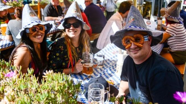 Oktober to Fest at Wirtshaus and Rasselbock