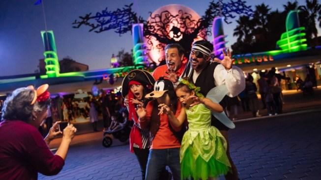New 'Oogie Boogie Bash' to Haunt Disney California Adventure