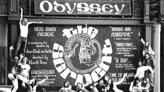 Odyssey Theatre Time-Travels Back to 1969