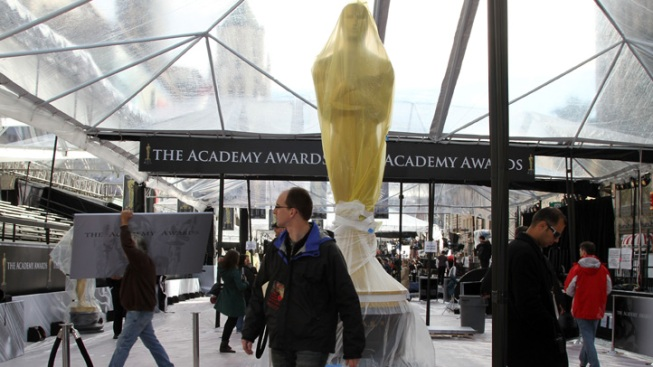 Academy Awards Forces Hollywood Street Closures