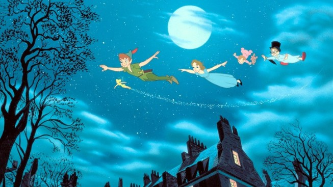 "Hollywood Hosts Twice the ""Peter Pan"""