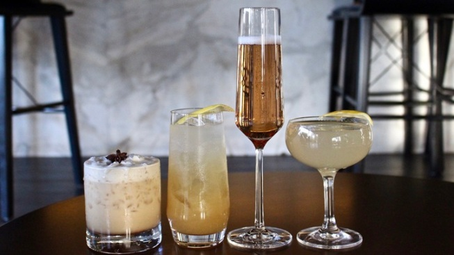 Nogs, Sparkling, Mmm: LA Holiday Cocktails