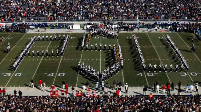 Penn State Could Land in Rose Bowl