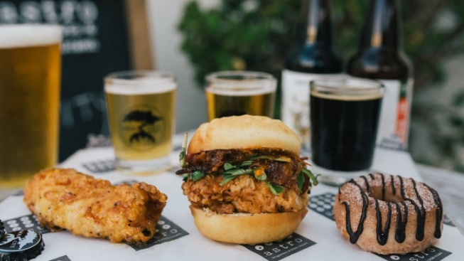 This Beer and Doughnut Pairing Is So Saturday