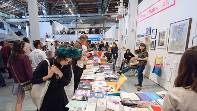 Free: LA Art Book Fair