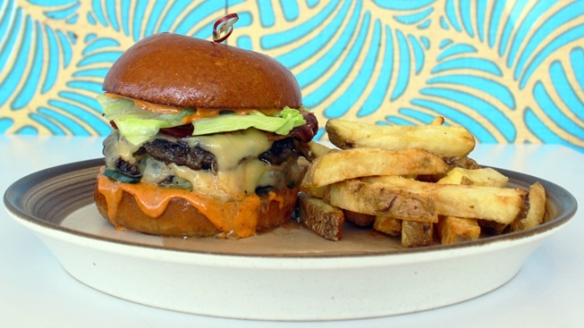 National Hamburger Day: Perfect SoCal Patties