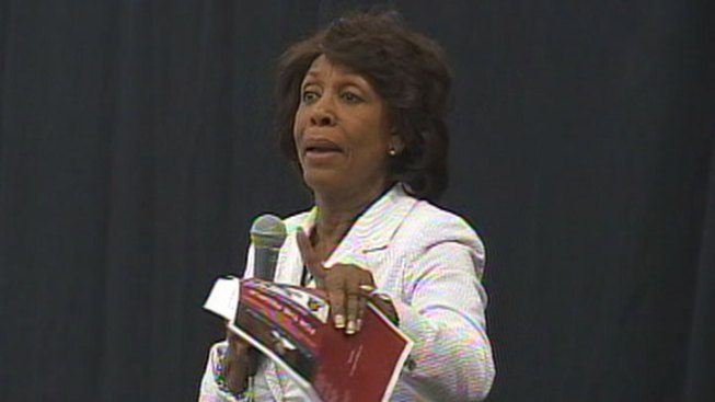 San Pedro Man Pleads Guilty to Threatening to Kill Rep. Maxine Waters