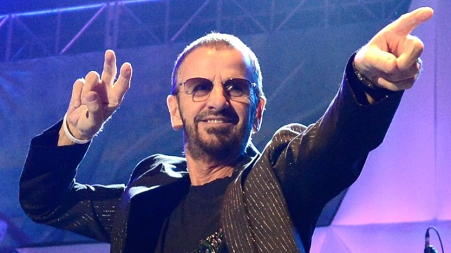 Ringo: Peace & Love Debuts at the Grammy Museum