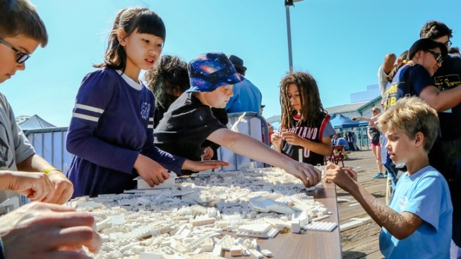 Free: S.T.E.A.M. Fair at Santa Monica Pier