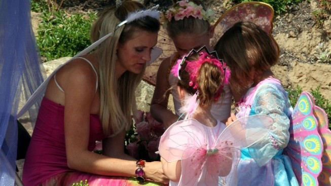 Encinitas: A Garden Full of Fairies