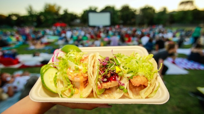 Street Food Cinema's Yummy Summer (and Spring) Line-up
