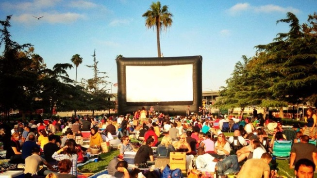 Flicks by Starlight: Street Food Cinema